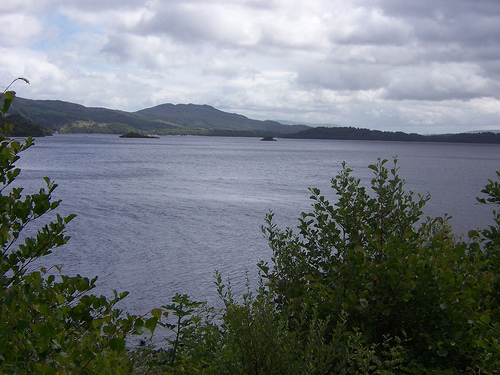 Loch Lomand rondreis schotland