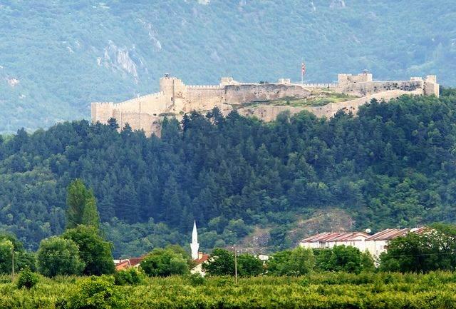 Macedonie natuur en cultuur