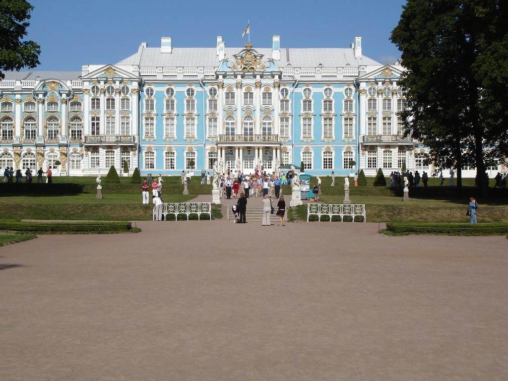 paleis St. Petersburg