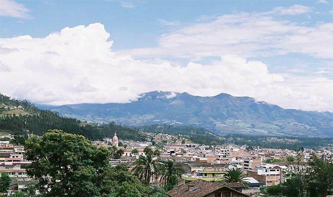 goedkope Rondreis Ecuador