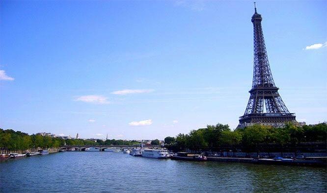 Stedentrip wereldstad Parijs