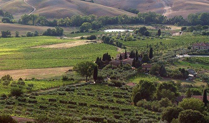goedkope Rondreis Toscane