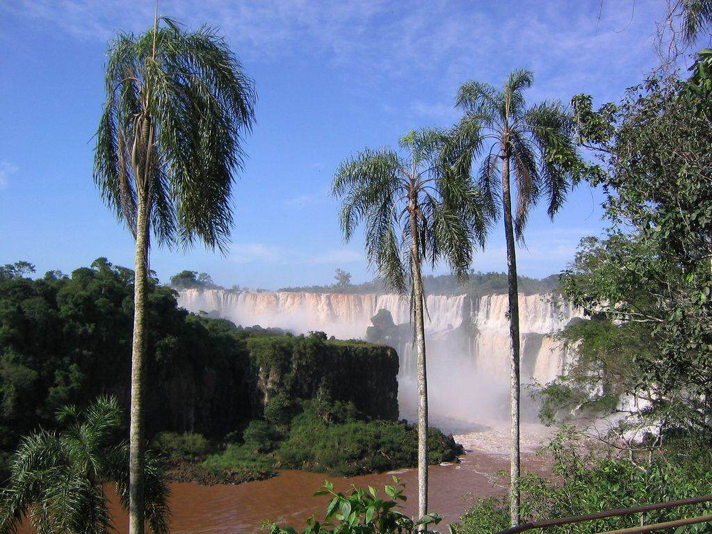nationale park Iguazu