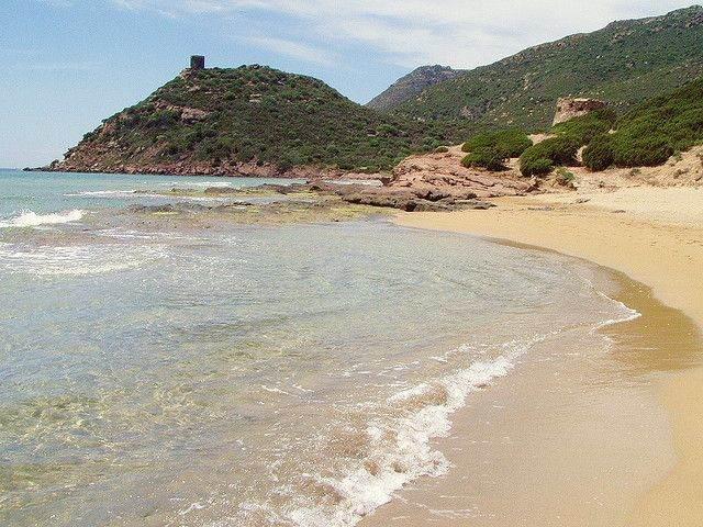 Relaxen strand rondreis sardinie