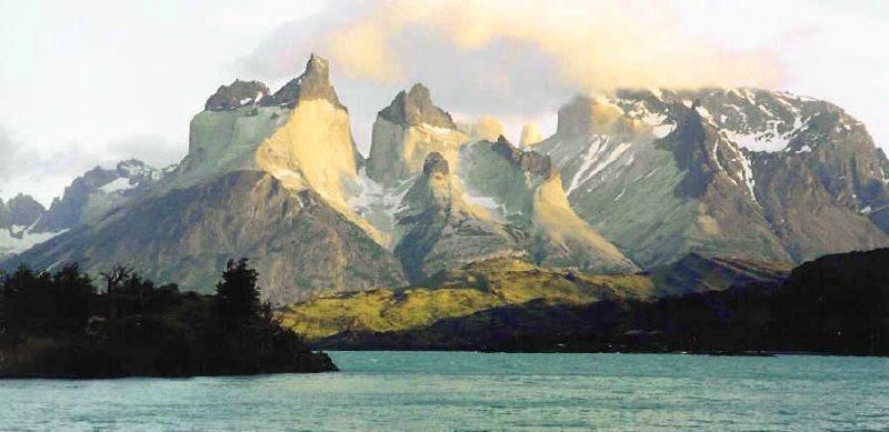 natuurparken chili