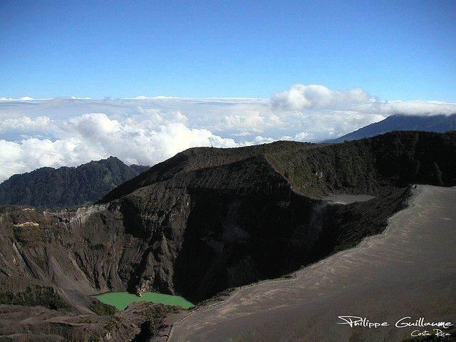 Vulkaan Irazu