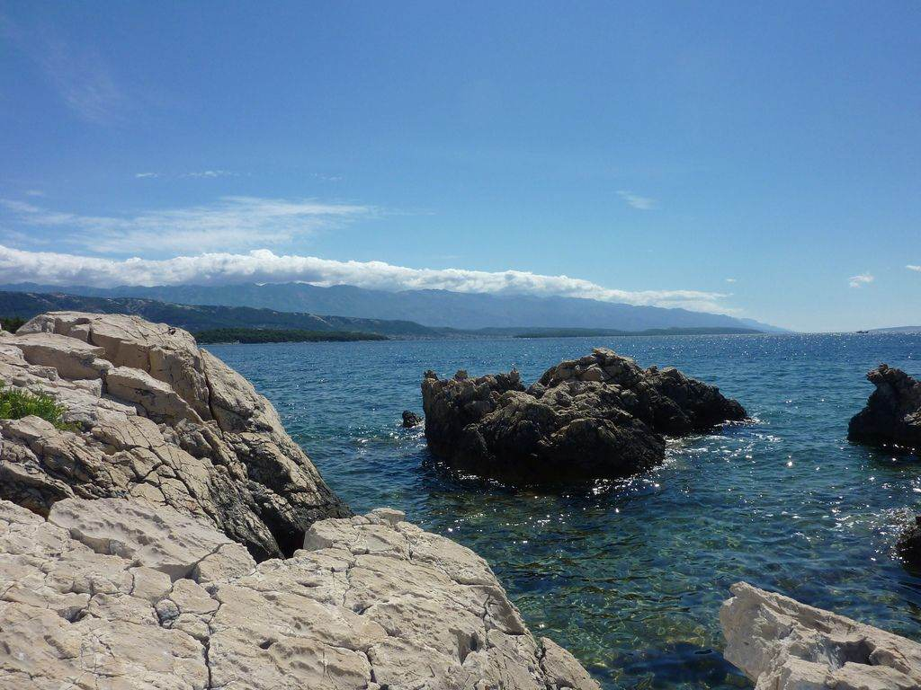 kustlijn kroatie