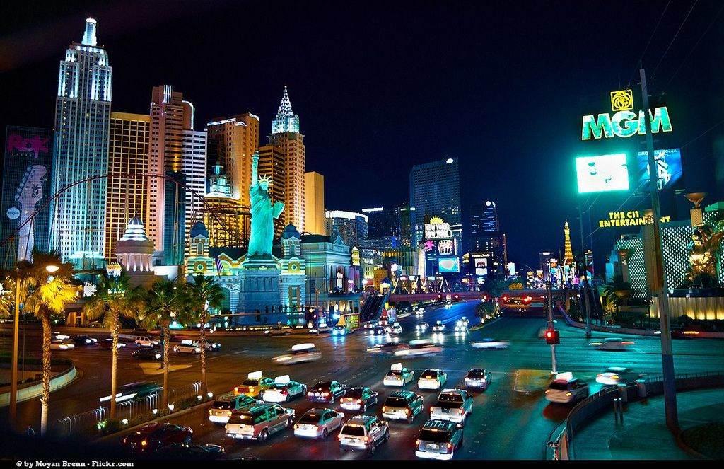 Las Vegas Westkust