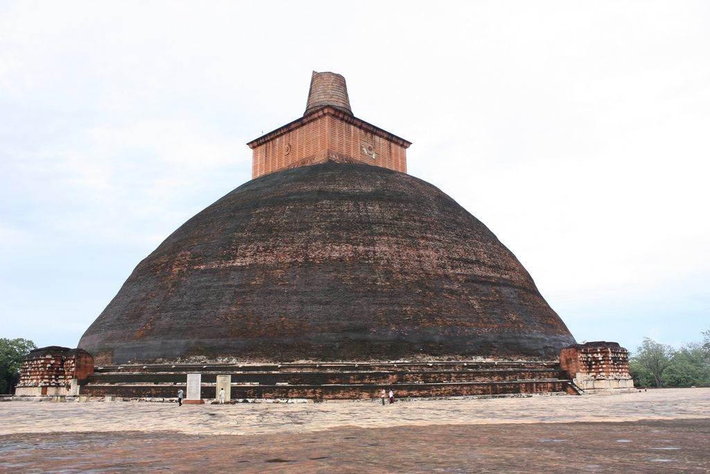 heilige stad Anuradhapura