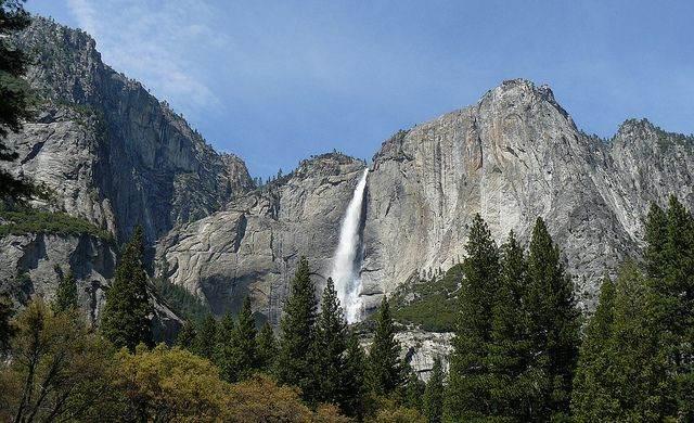 Yosemite Westkust