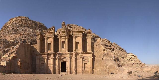petra rondreis jordanie
