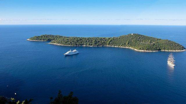 kleine eilandjes rondreis kroatie