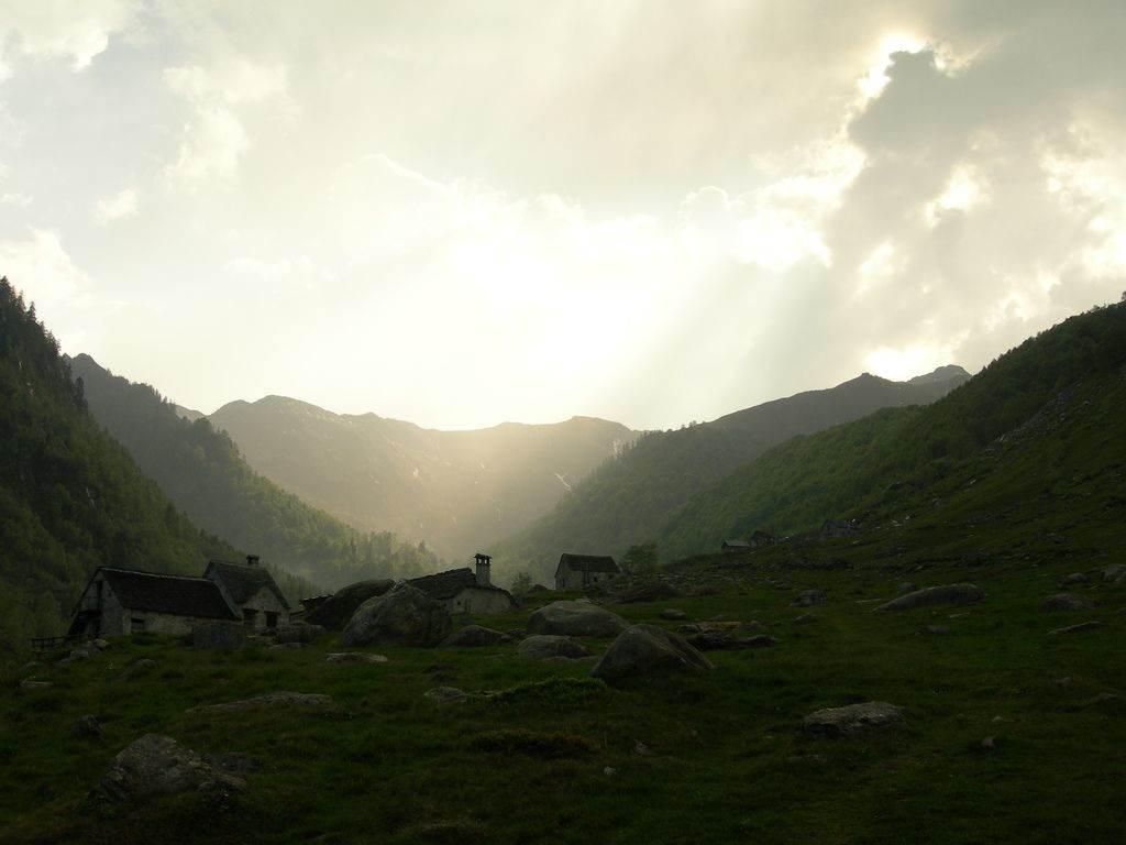 Nationaal park Val Grande