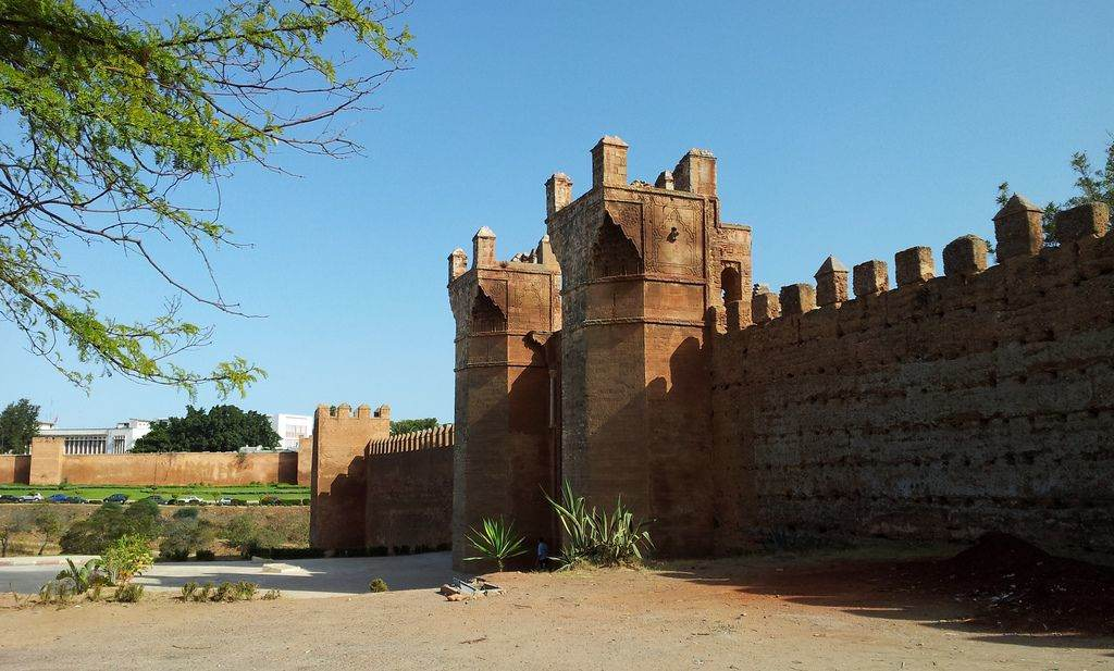 Rabat Marokko