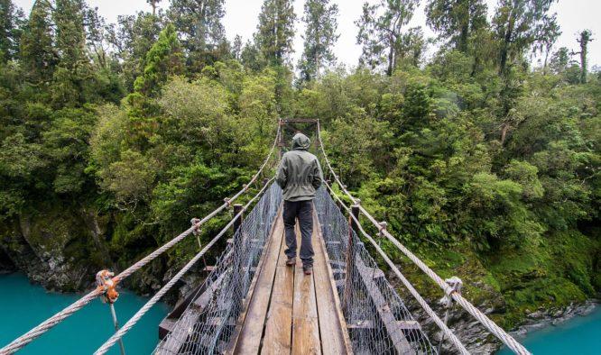 Op rondreis door Nieuw Zeeland
