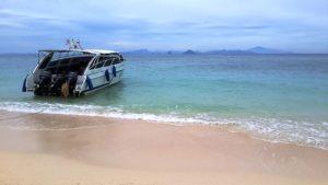 Een vakantie in Krabi is als een zonnige ansichtkaart