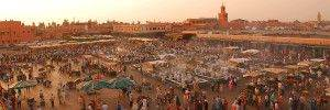Top 3 meest bekende pleinen in de wereld