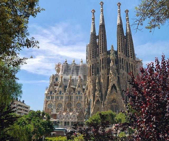 stedentrip barcelona