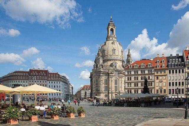 stedentrip dresden