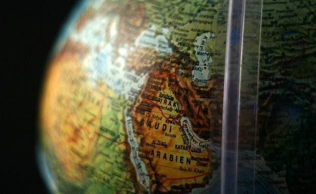 stedentrip Midden Oosten