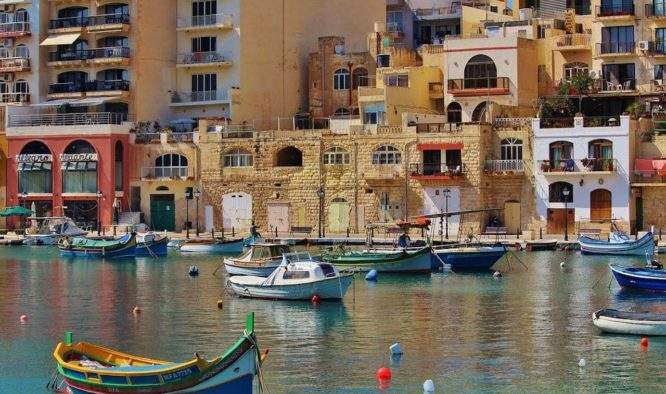 goedkope rondreis malta