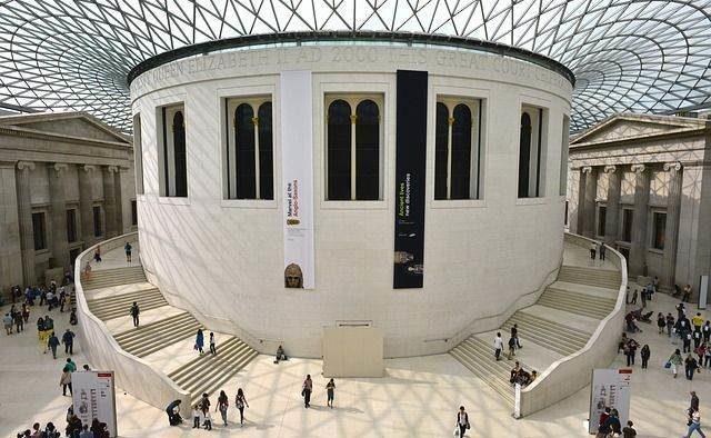 Gratis entree in het British Museum Londen
