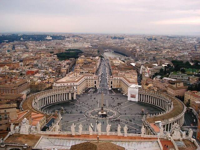 La Dolce Vita:Rome en het Vaticaan
