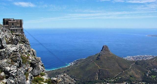 De Tafelberg Zuid Afrika