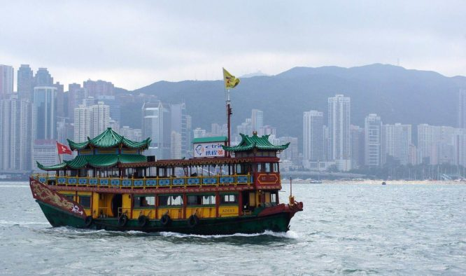 Rondreis Hong Kong en China