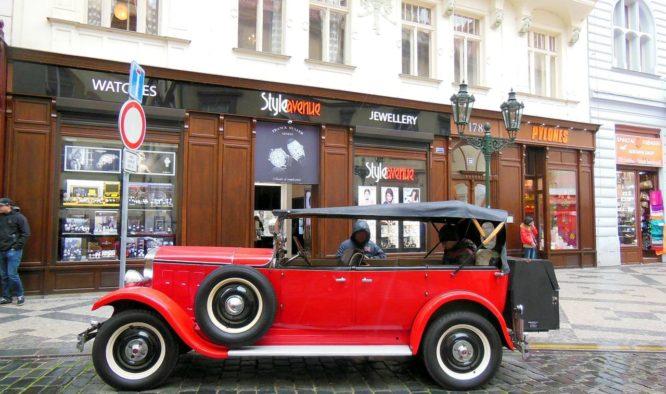 De beste winkelcentra van Praag