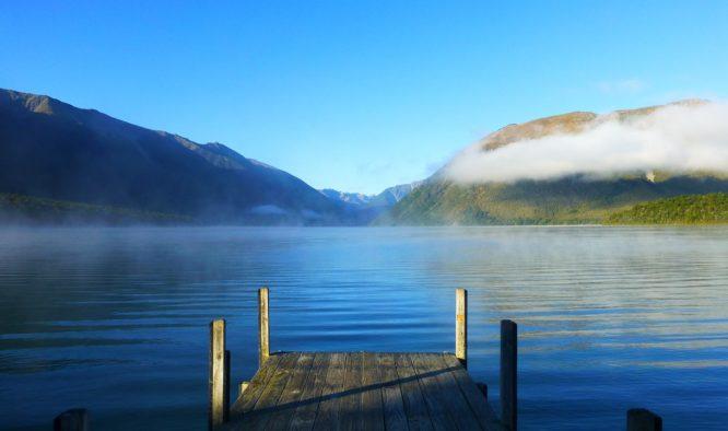 Nelson Lakes National Park Nieuw Zeeland