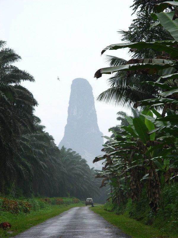 Rondreis Sao Tomé en Principe
