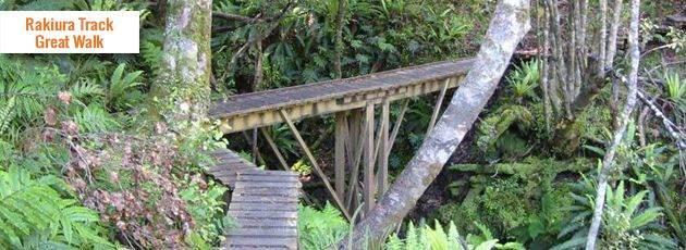 Rakiura het kleinste park van Nieuw-Zeeland