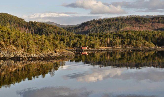 3 mooiste steden van Noorwegen