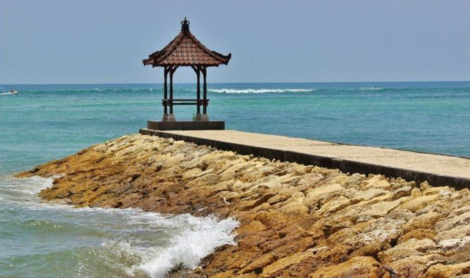 De vijf mooie stranden van Bali