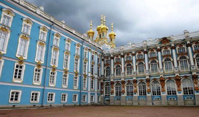 5 sprookjesachtige steden Rusland