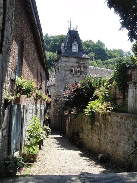 Durbuy in de Belgische Ardennen