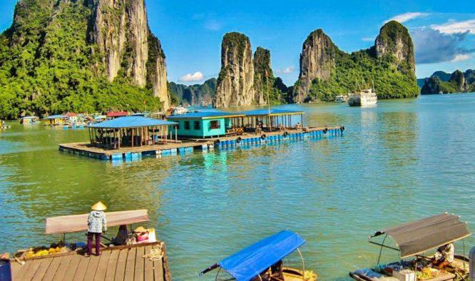 rondreis vietnam