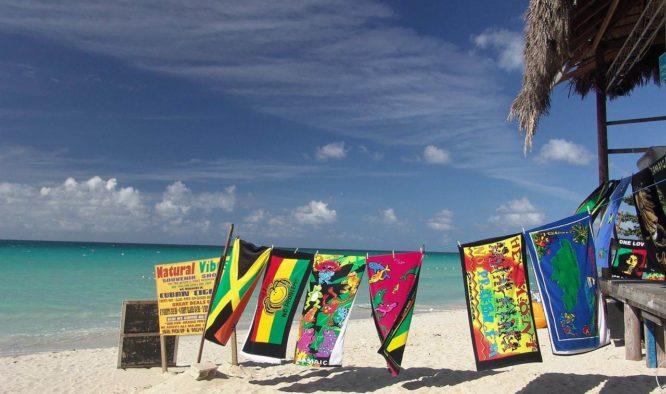 Vakantie naar Jamaica