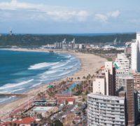 Op vakantie naar Durban Zuid Afrika