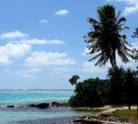 Kiribati is een van de minst bezochte landen ter wereld