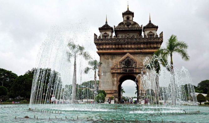 Vakantie Vientiane