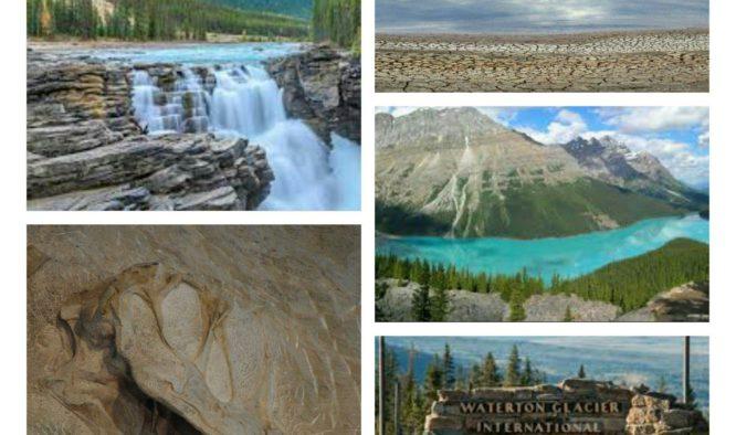 Schitterende natuur van Canada