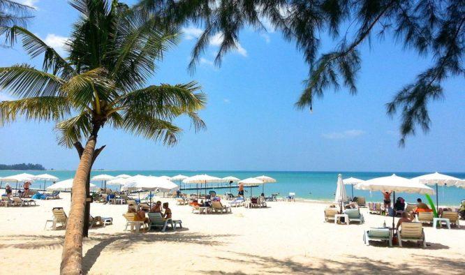 Vakantie in Phuket