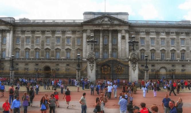 Buckingham Palace bezoeken bij een stedentrip Londen