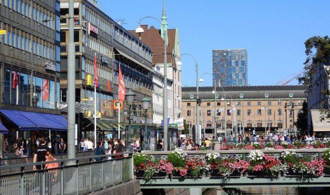 Vakantie Göteborg