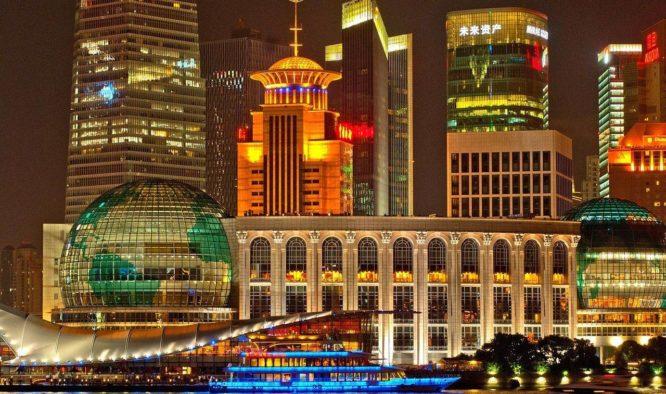 Vakantie Shanghai