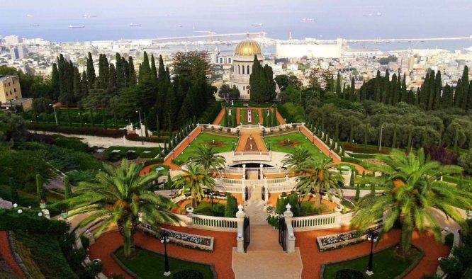 Stedentrip Haifa