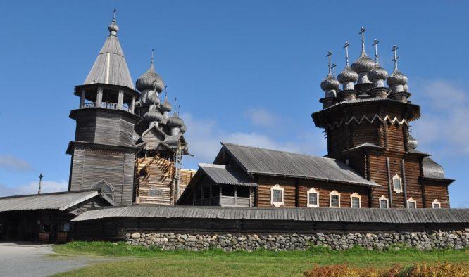 Vakantie Kizhi in Rusland