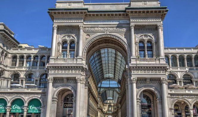 Goedkope vakantie naar Milaan
